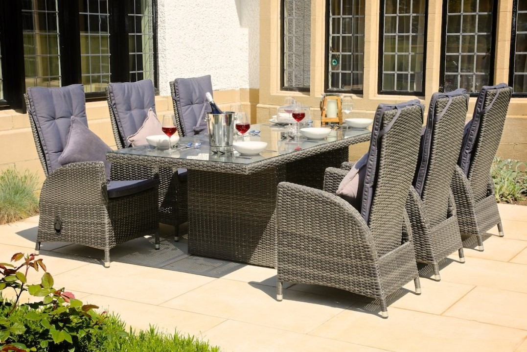 How To Paint Wicker Furniture For Outdoor Use