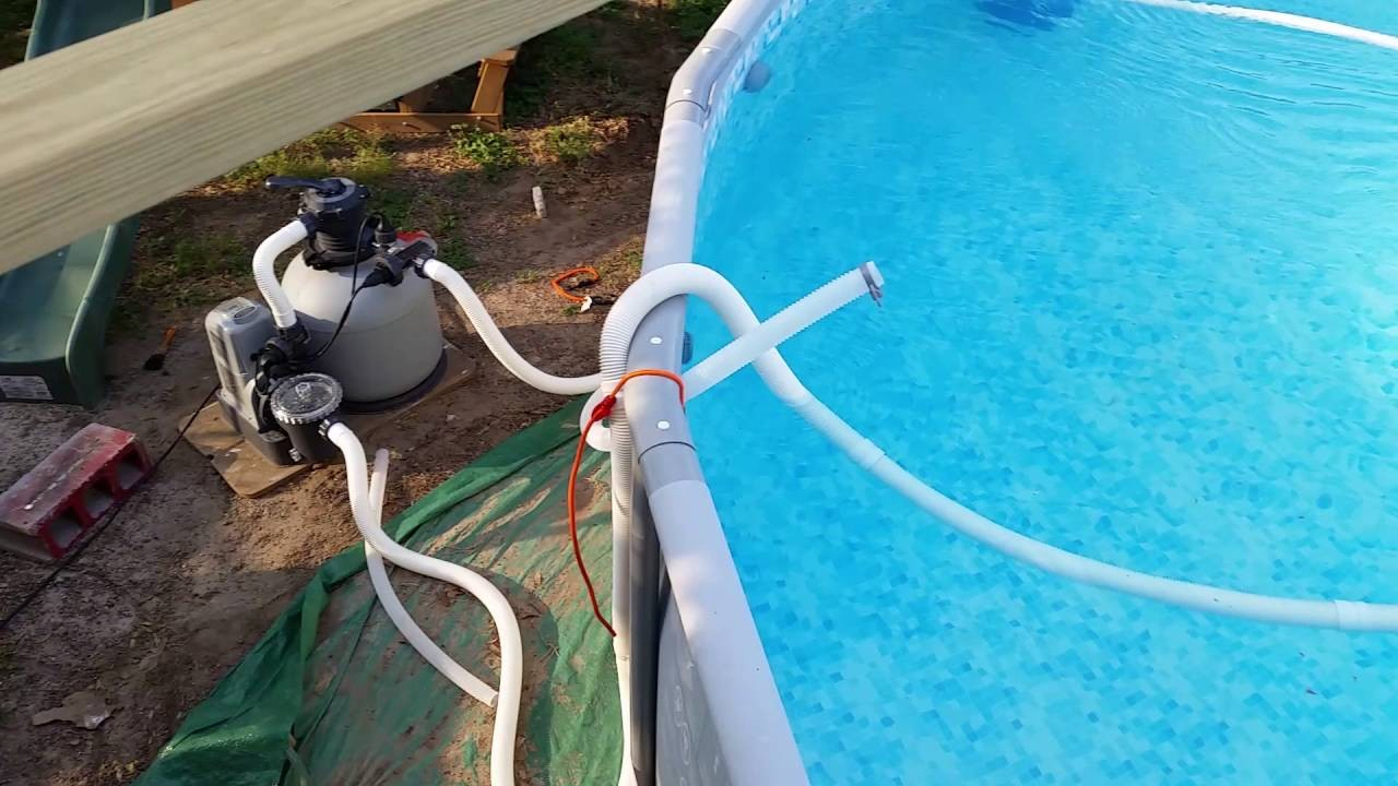 How To Vacuum An Inground Pool
