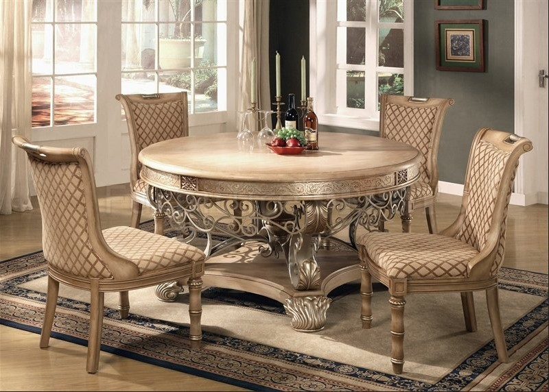 Light Colored Dining Room Sets