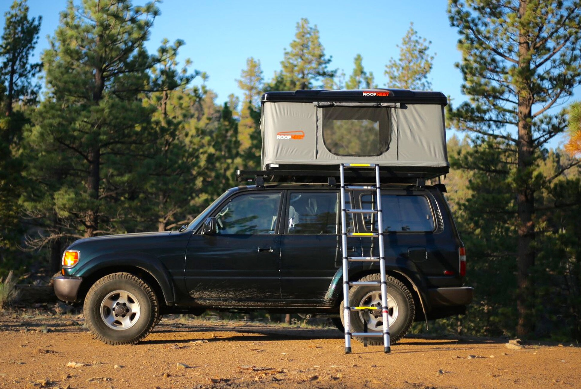 Maggiolina Rooftop Tent