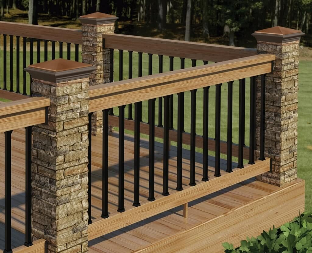 Menards Deck Design
