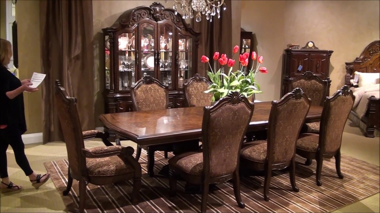 Michael Amini Dining Room Sets