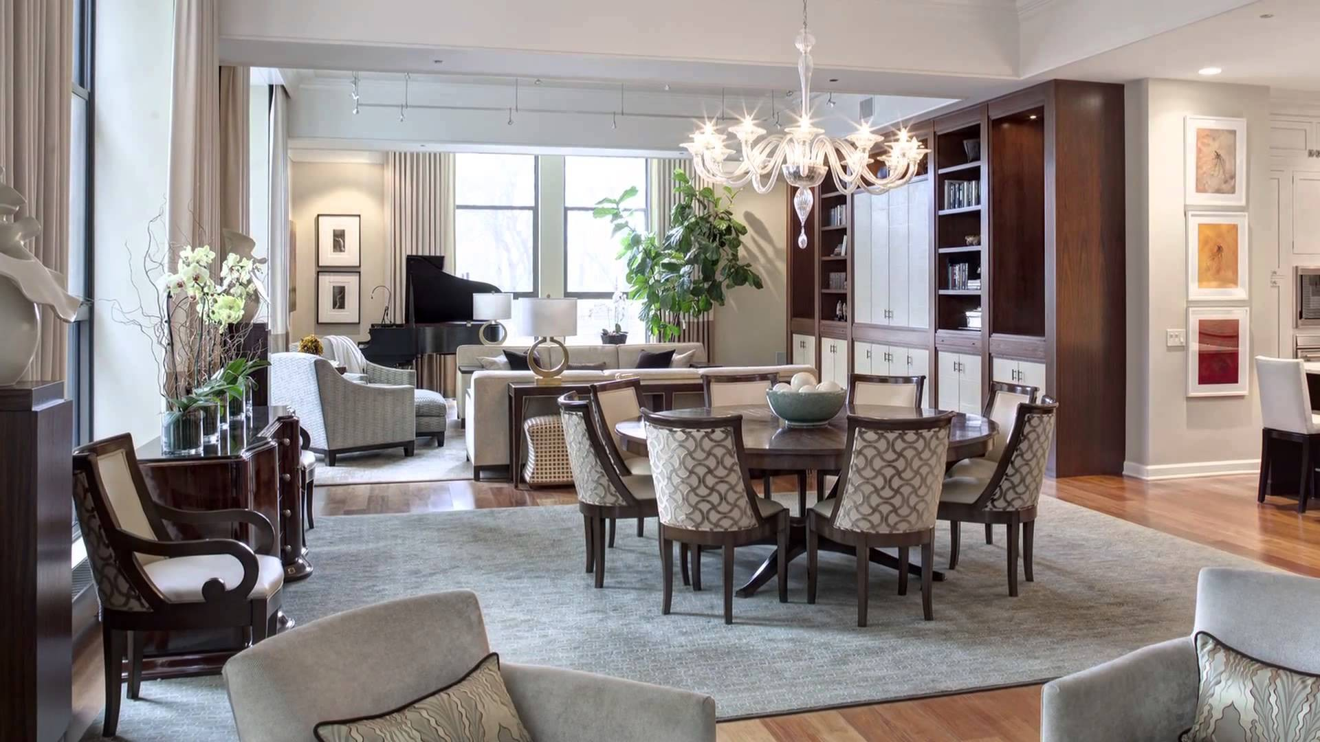 Mixing Modern And Antique Furniture