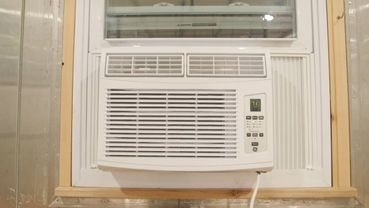 Mold In Ac Unit