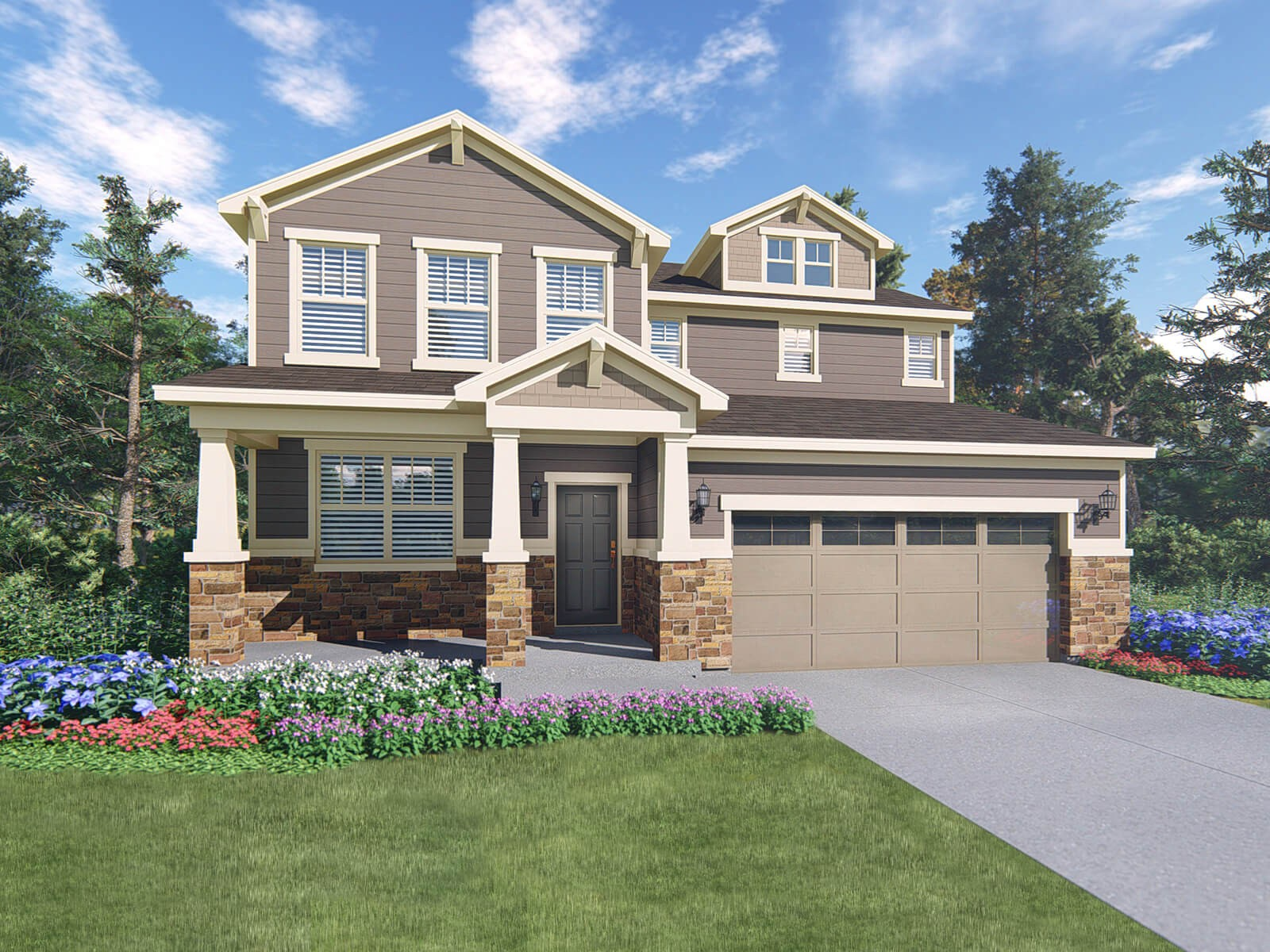 New Homes Broomfield Co