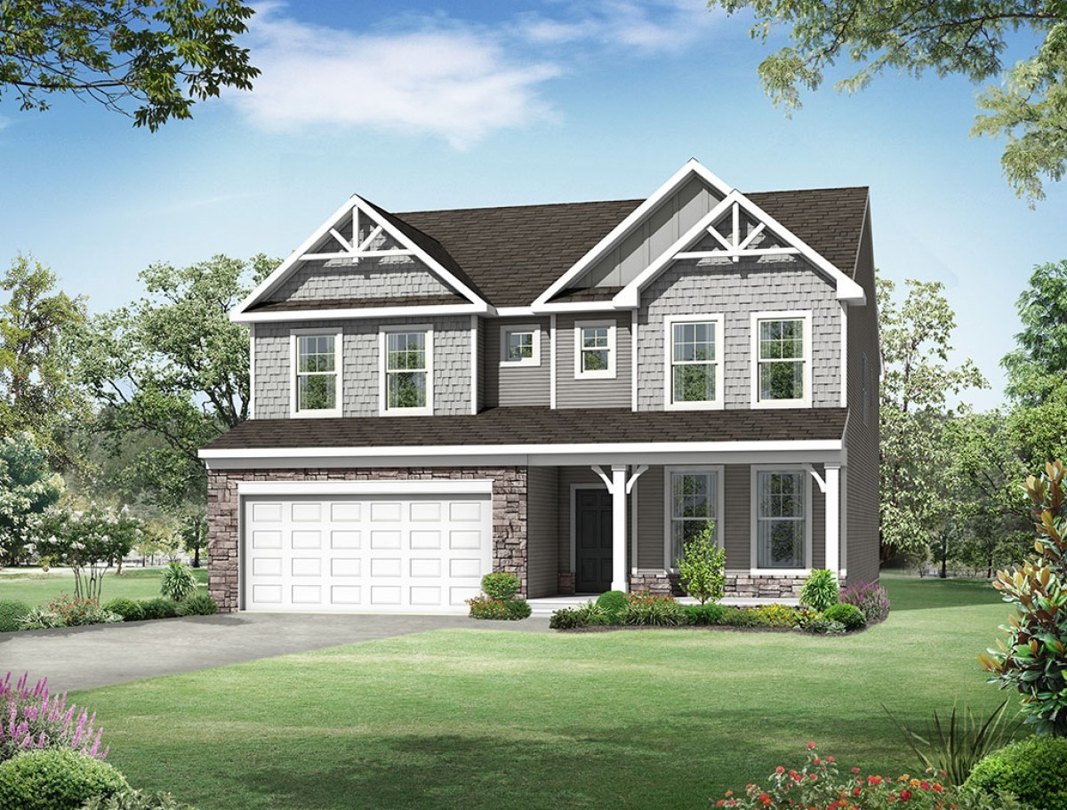 New Homes In Mebane Nc