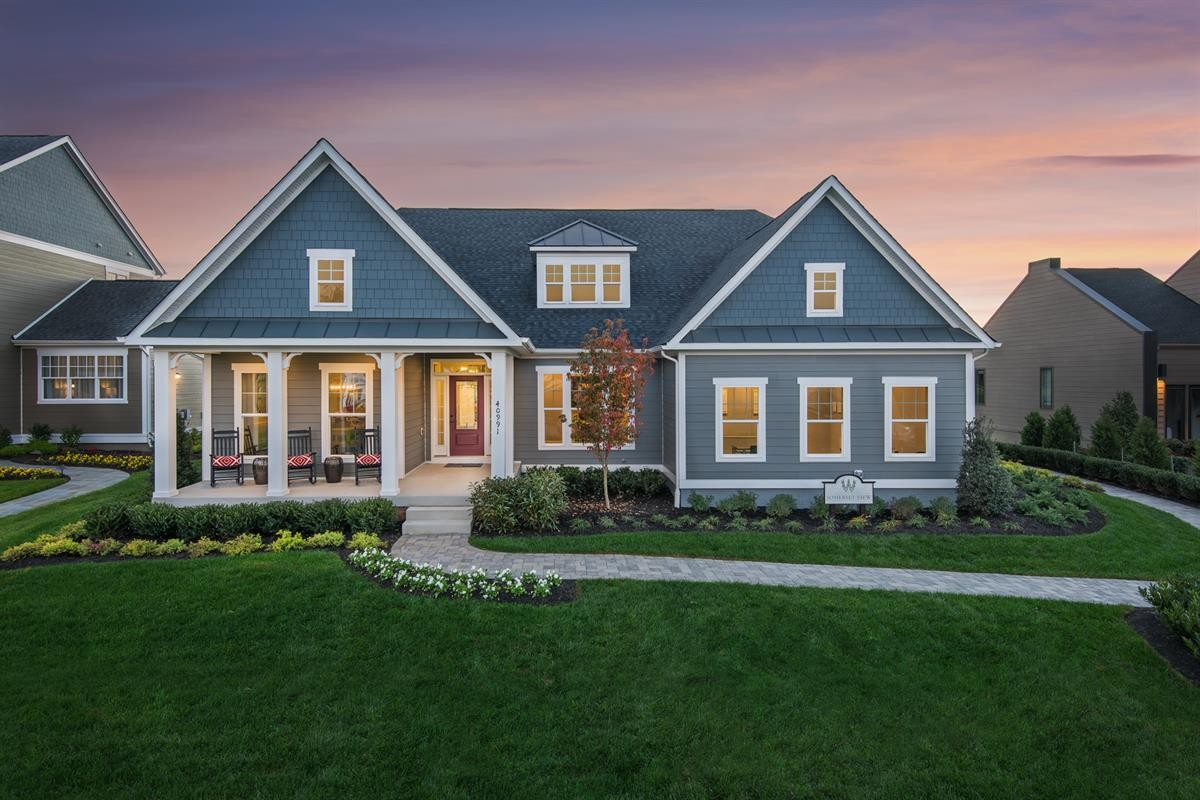 New Homes Loudoun County Va