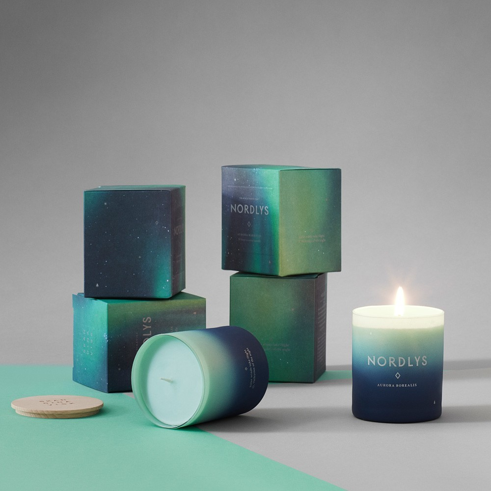 Northern Light Candles
