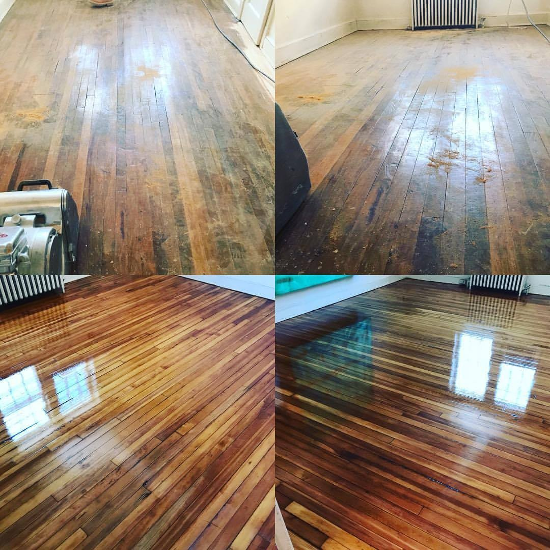 Refurbish Hardwood Floors