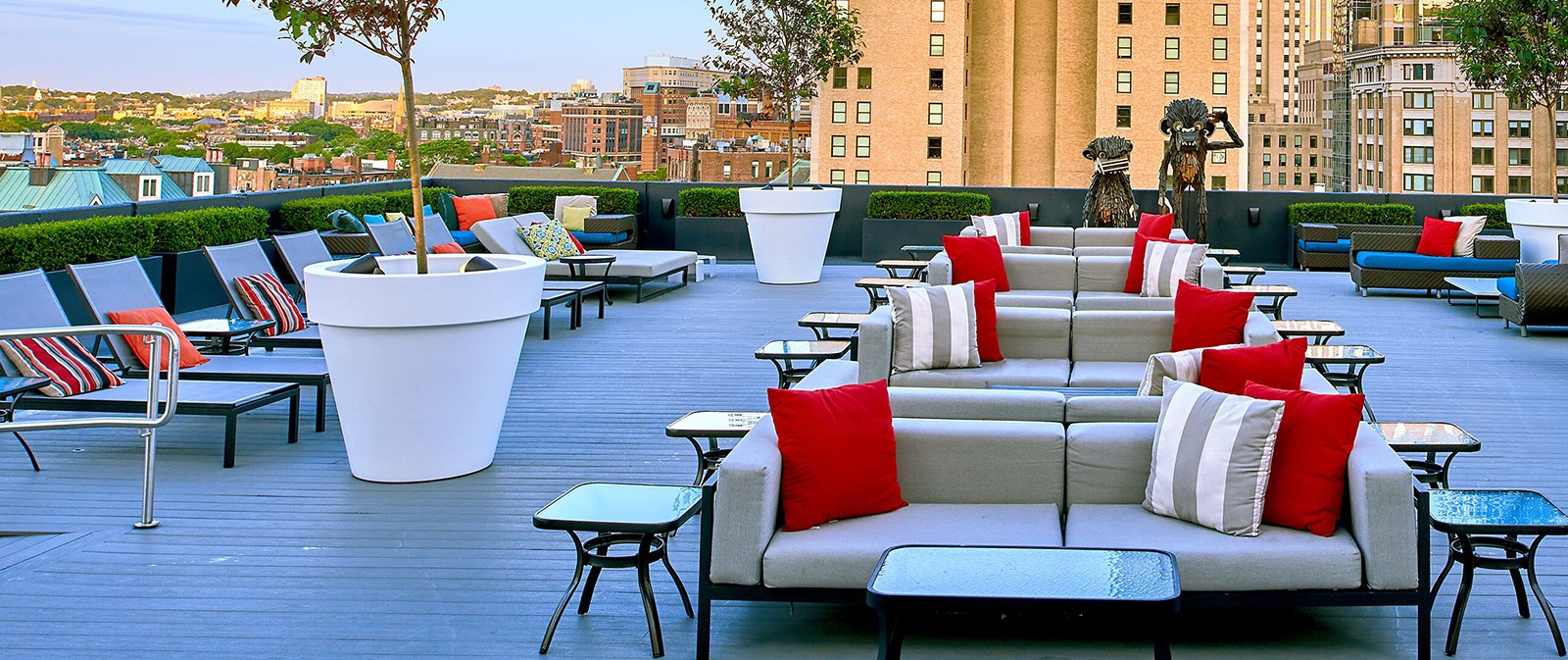 Revere Hotel Rooftop