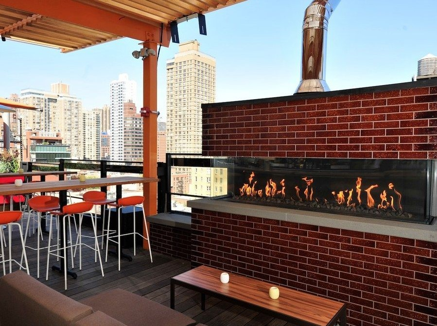 Rooftop Party Venues Nyc