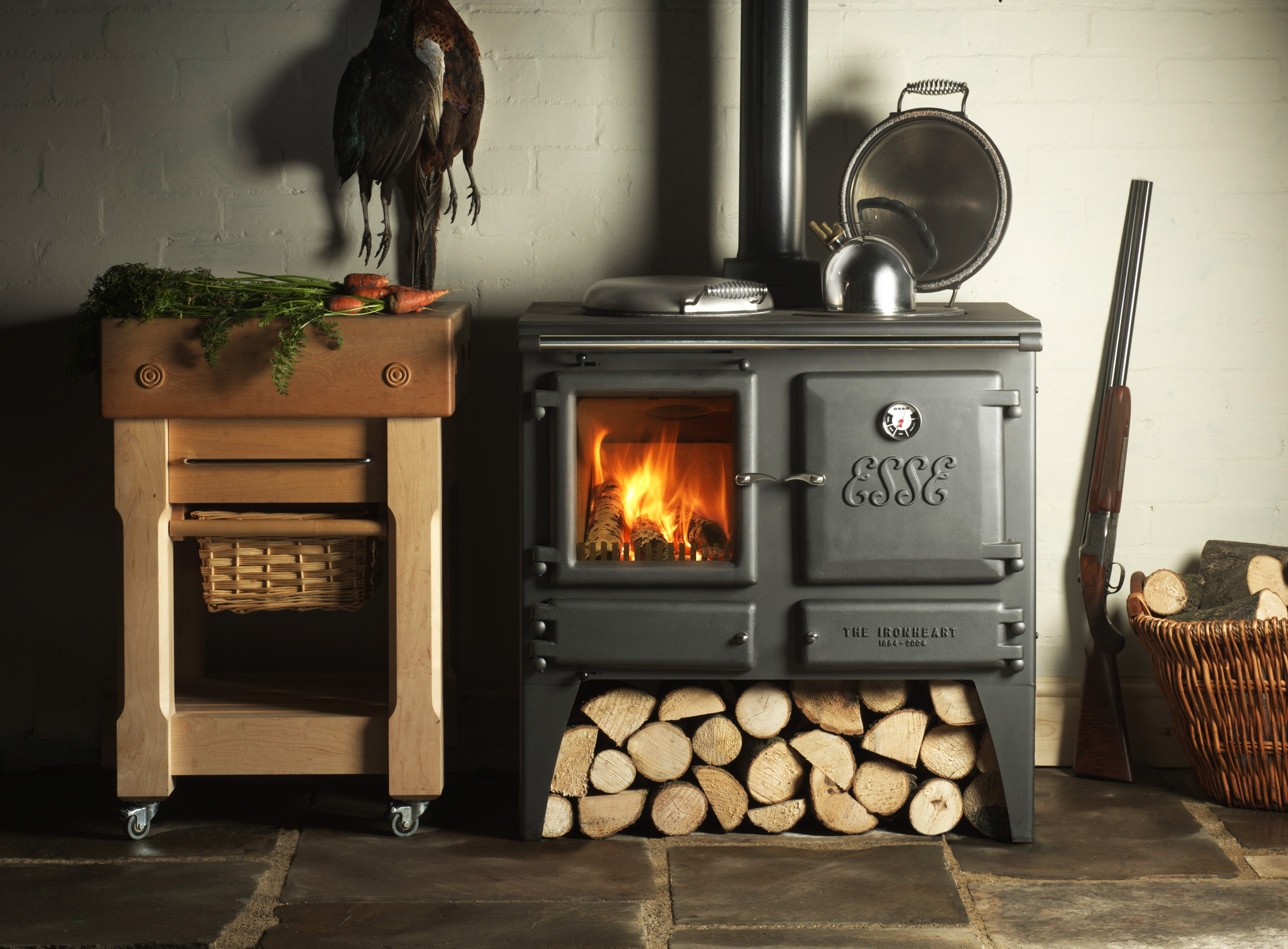 Small Wood Burning Stoves For Sale