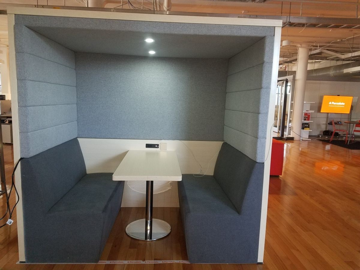 Soundproof Home Office