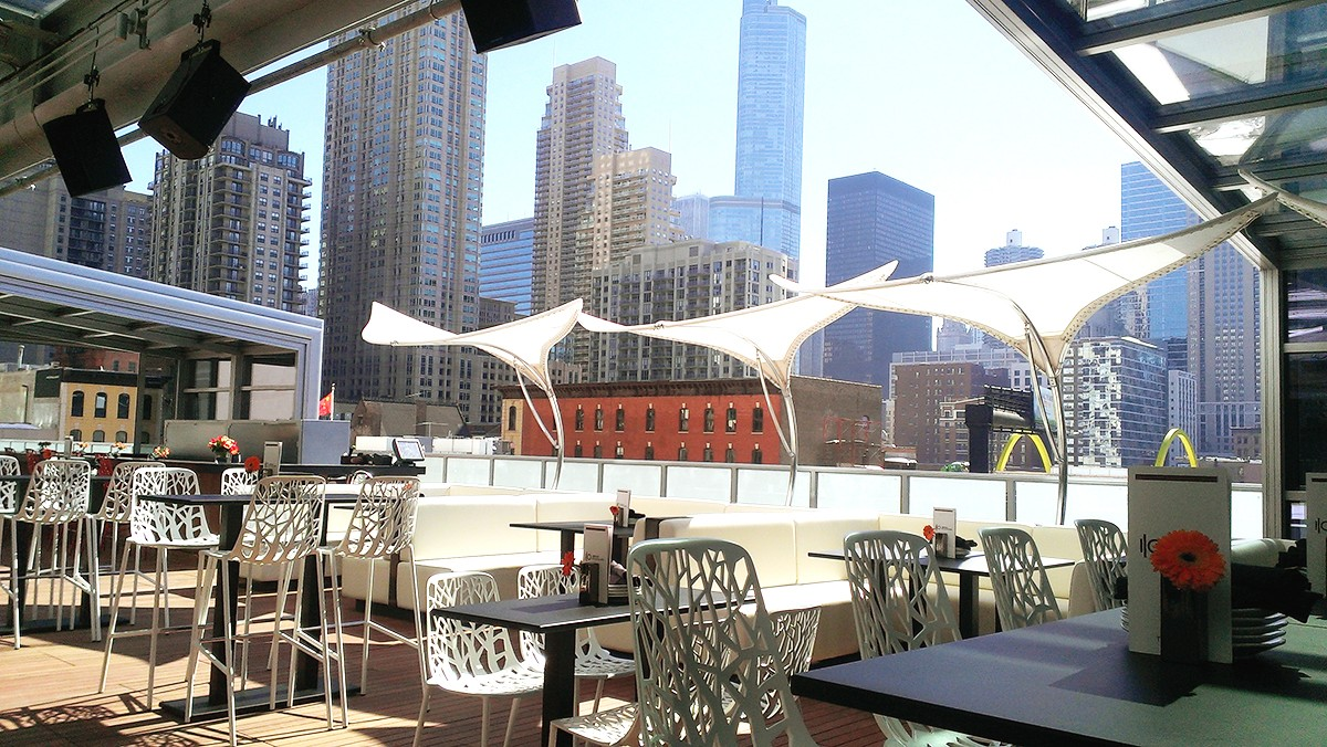 The Godfrey Hotel Chicago Rooftop