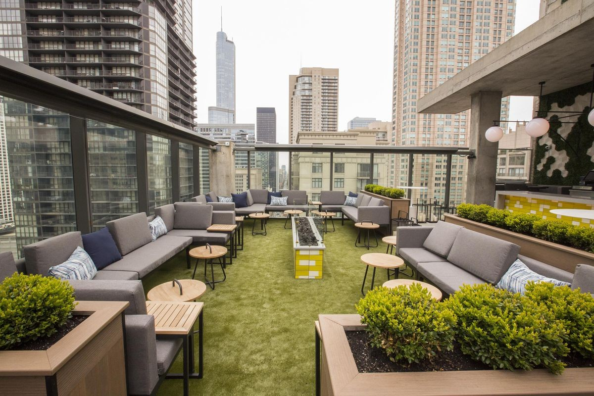 The Wit Chicago Rooftop