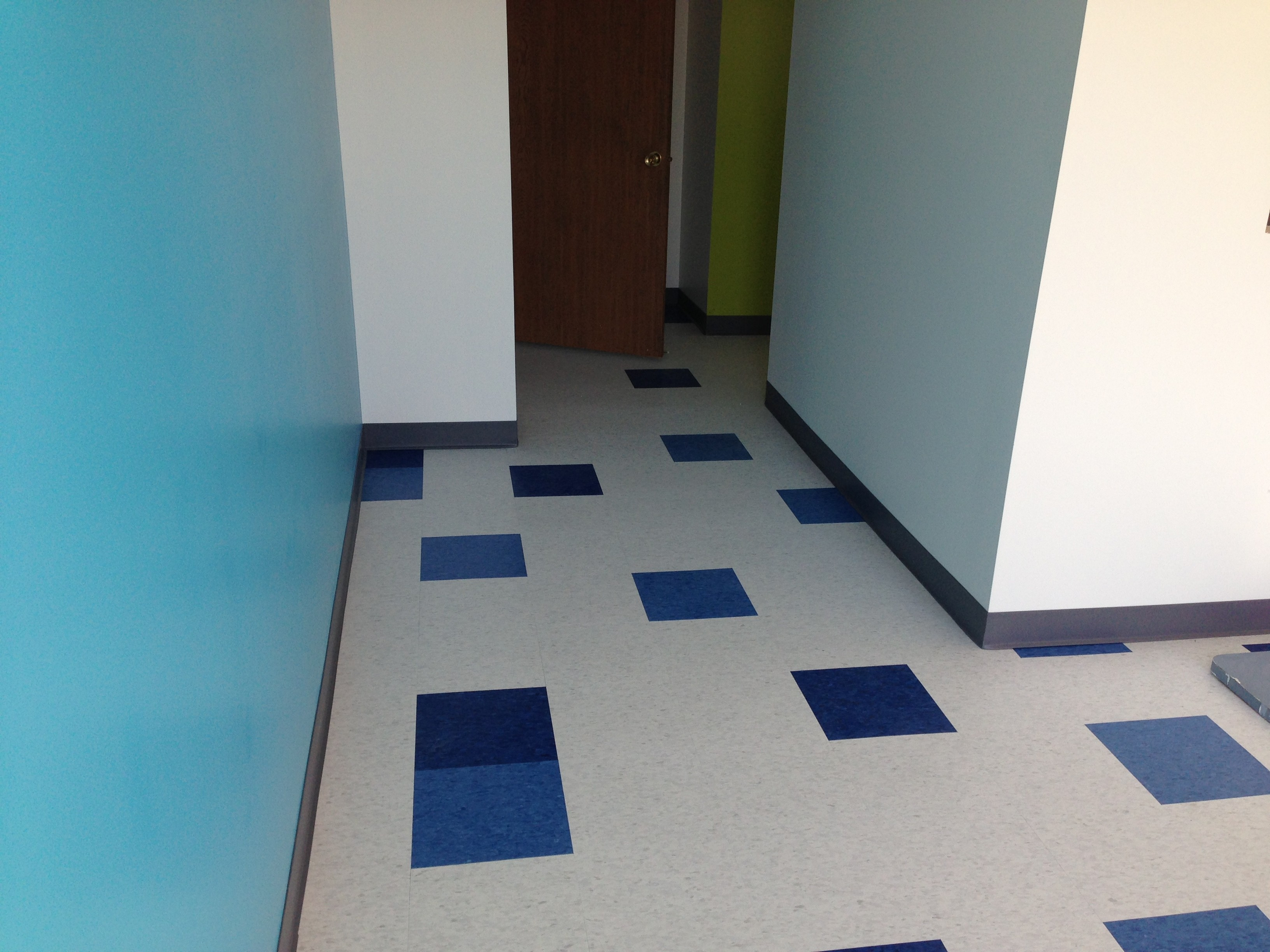 Vct Tile Installation