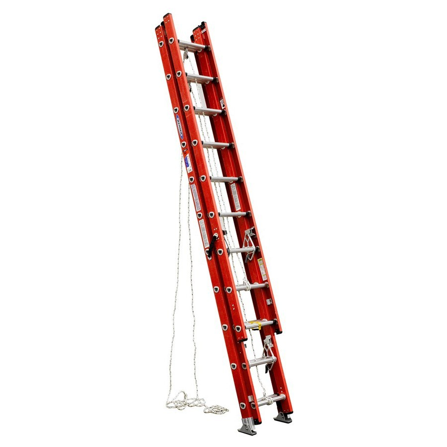 Werner 28 Fiberglass Extension Ladder
