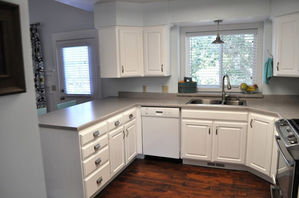 What Finish Paint To Use On Kitchen Cabinets