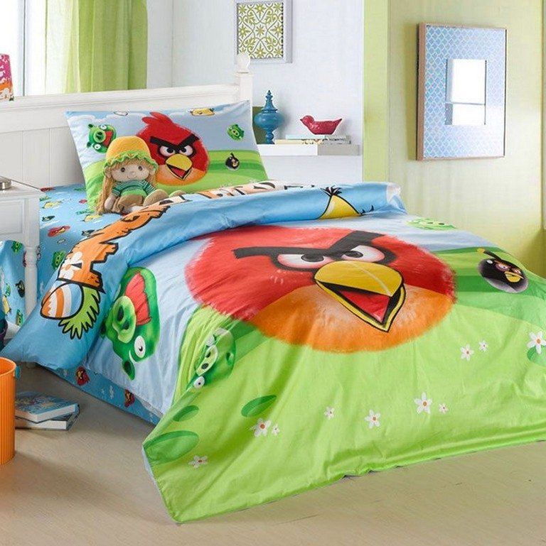 Angry Birds Bedding Sets