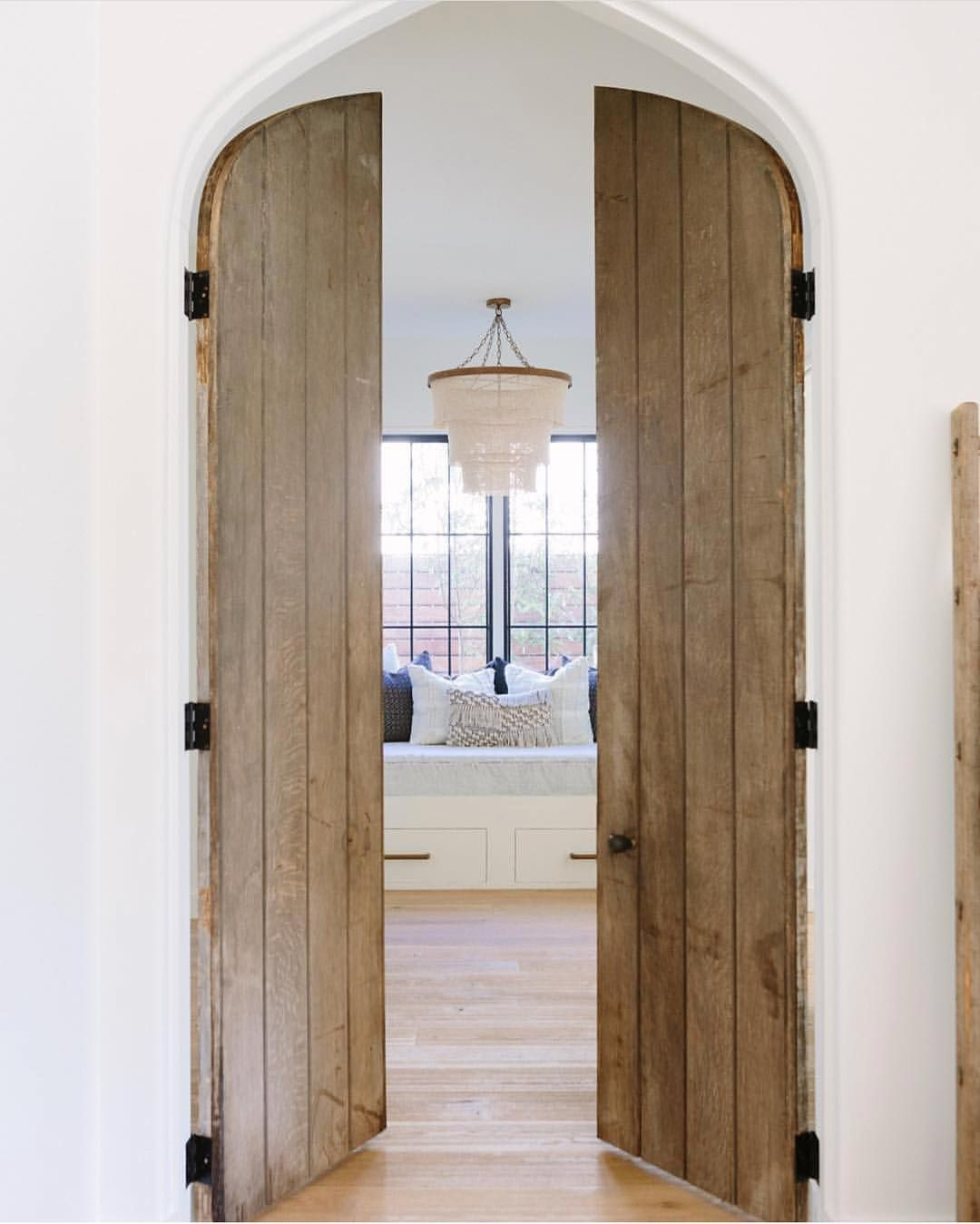 Arched Interior Doors