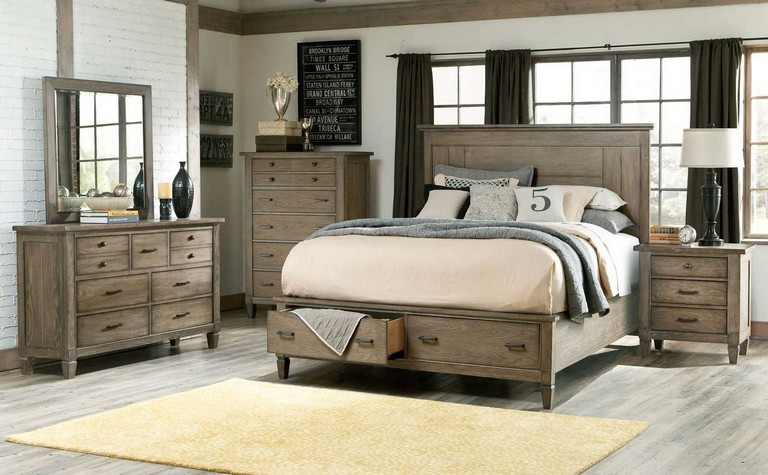 Cheap Rustic Bedroom Furniture Sets