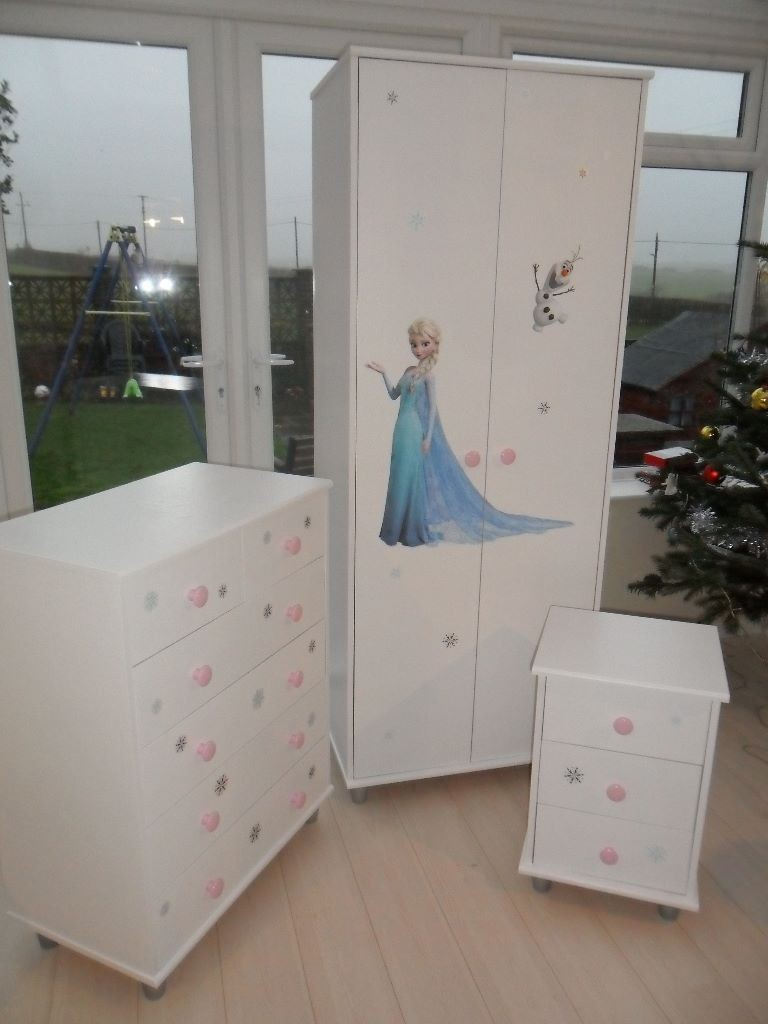 Frozen Bedroom Furniture