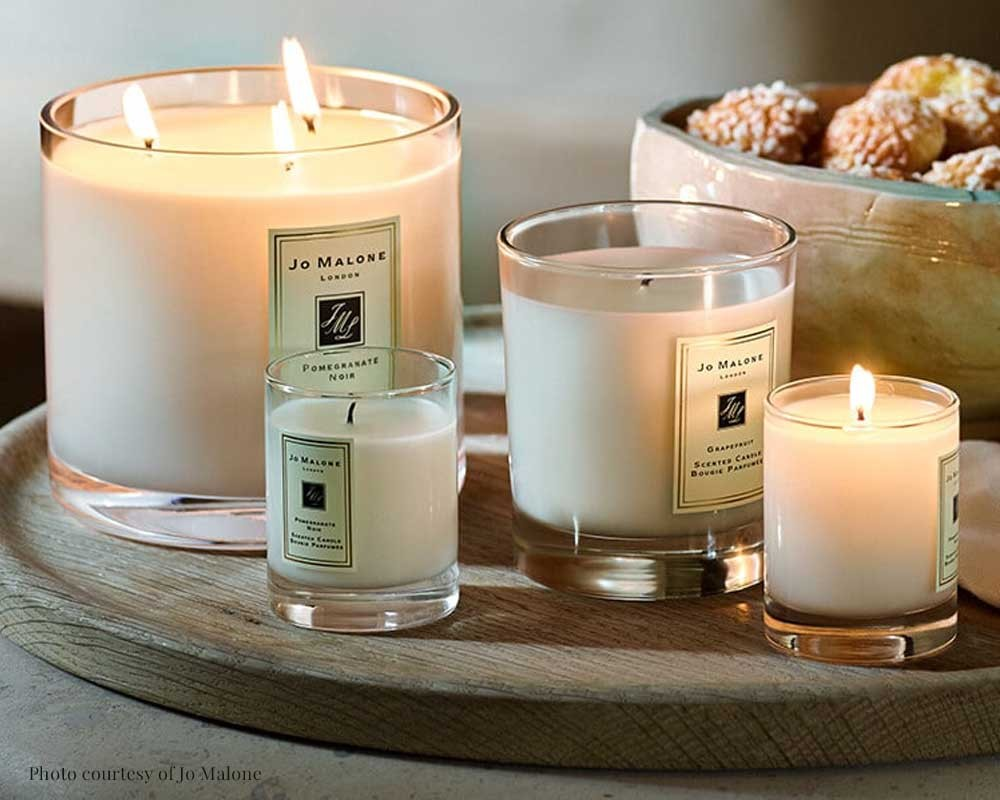 Home Interiors Candles