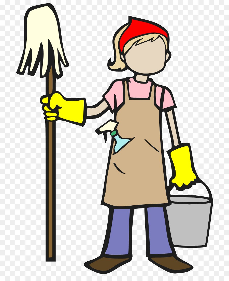 House Cleaning Clip Art