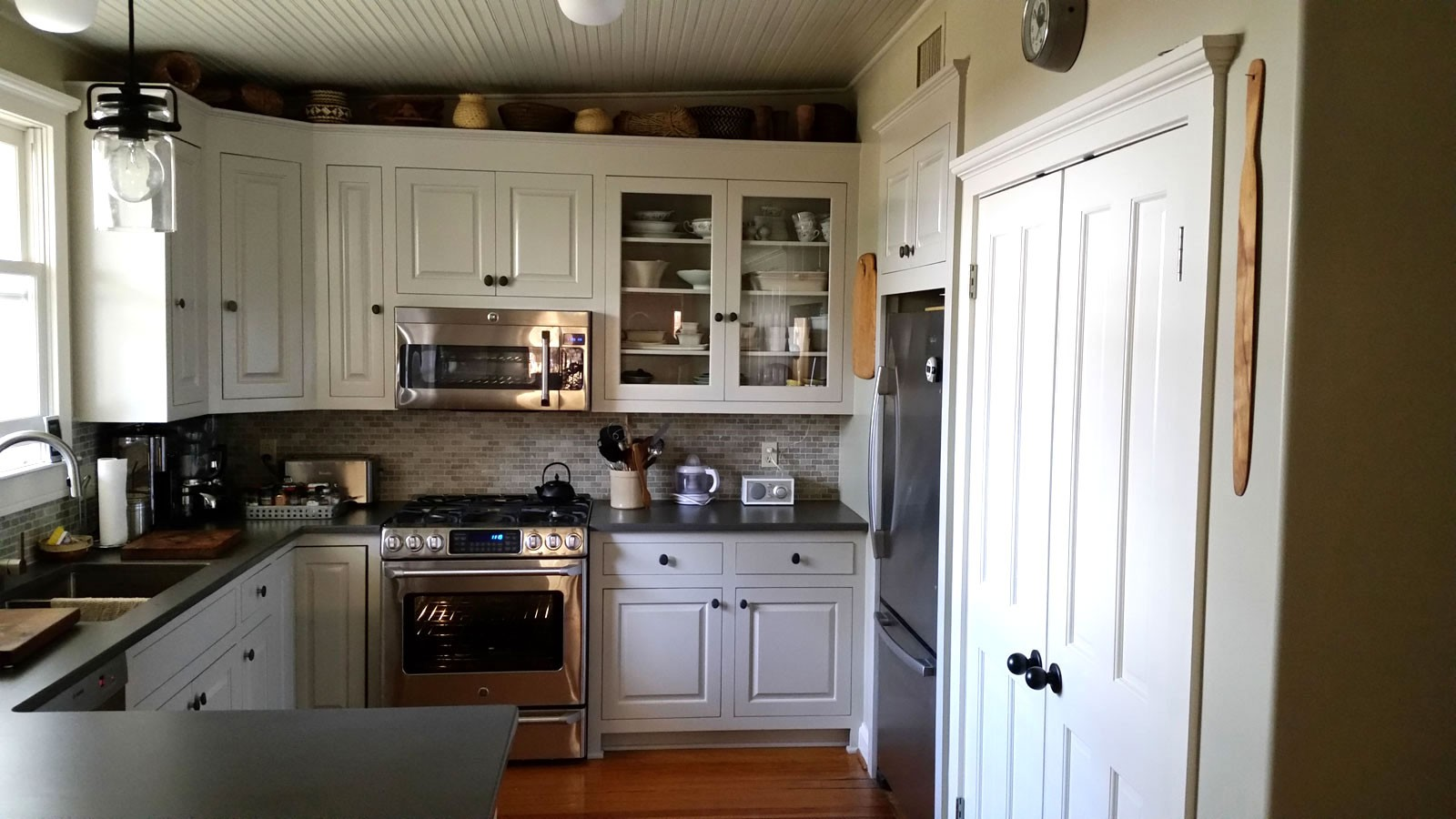 Kitchen Cabinet Paneling