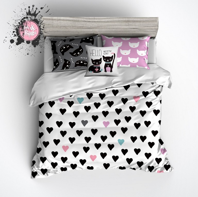 Kitten Bedding Sets