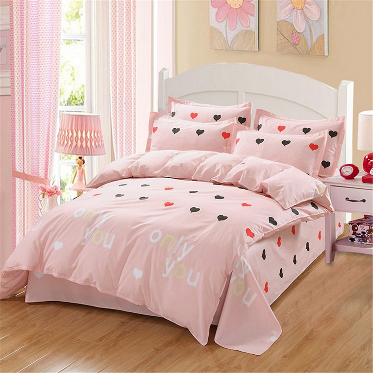Love Pink Bedding Sets