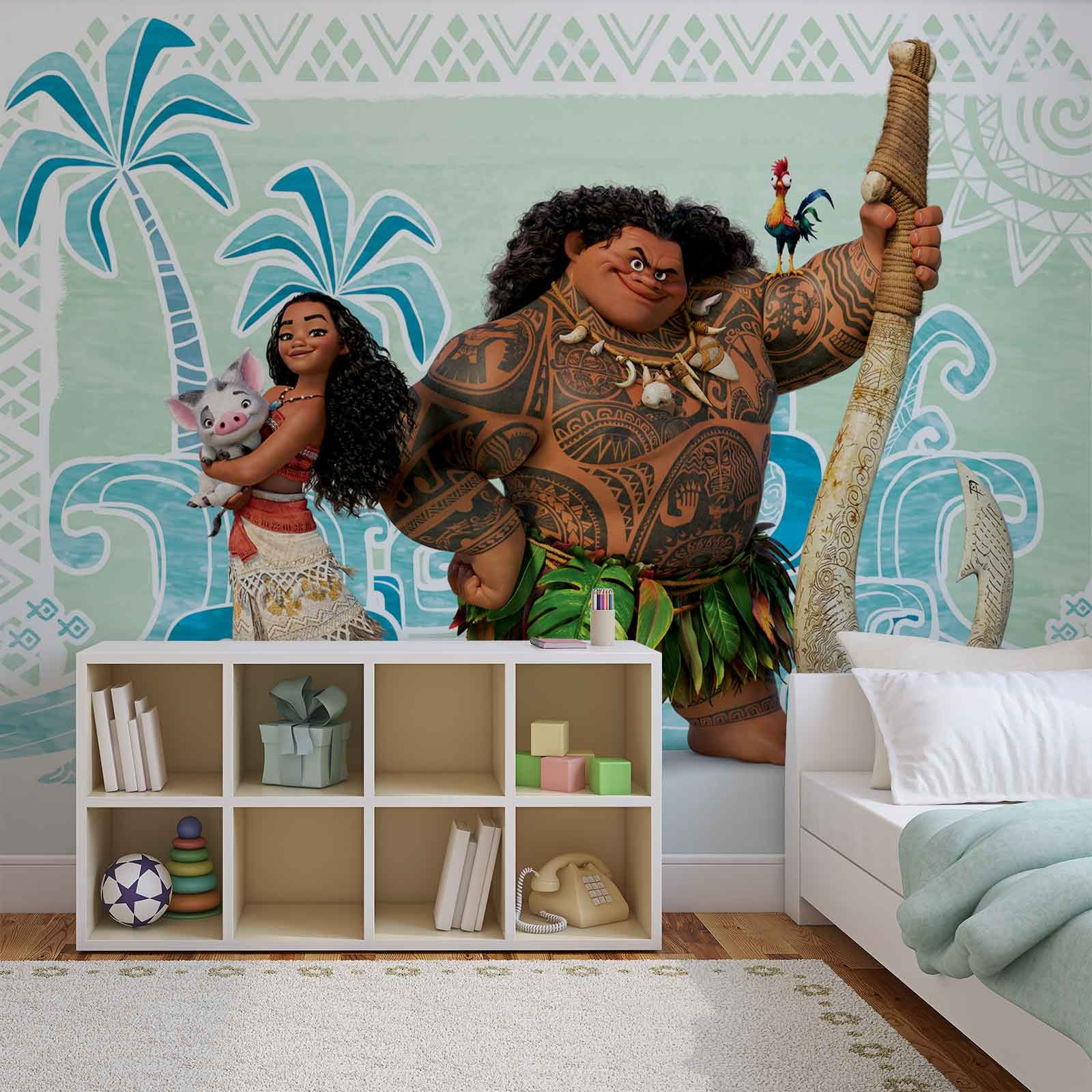 Moana Wall Art