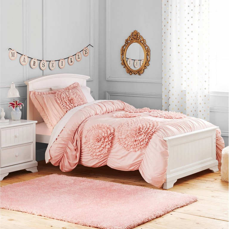 Pink And Gold Bedding Sets