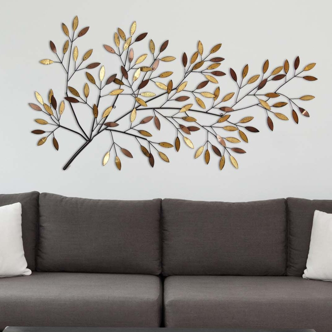 Real Tree Branch Wall Art