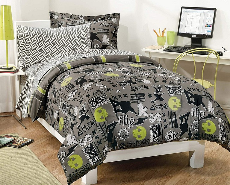 Skateboarding Bedding Sets