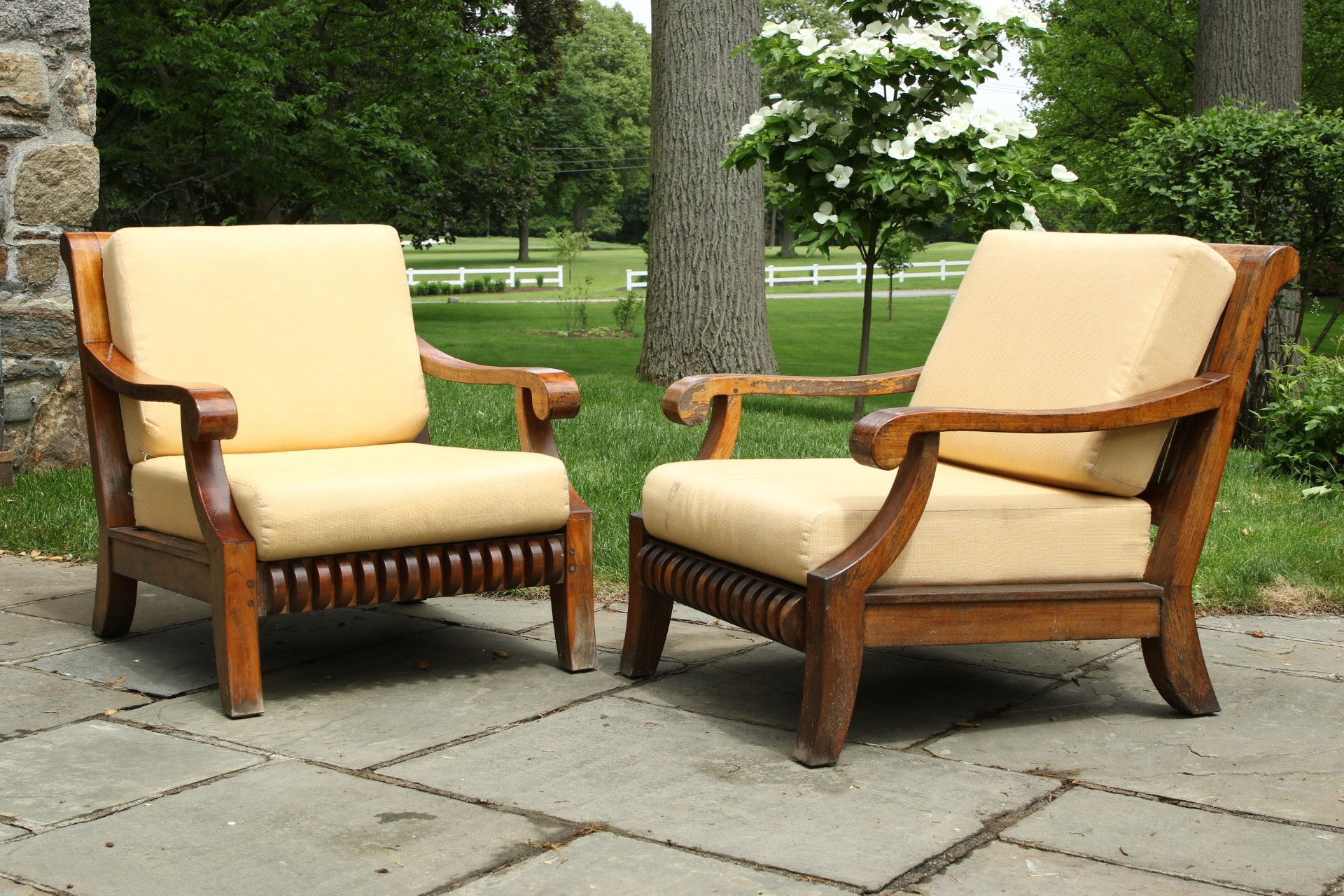Smith Hawken Teak Outdoor Furniture
