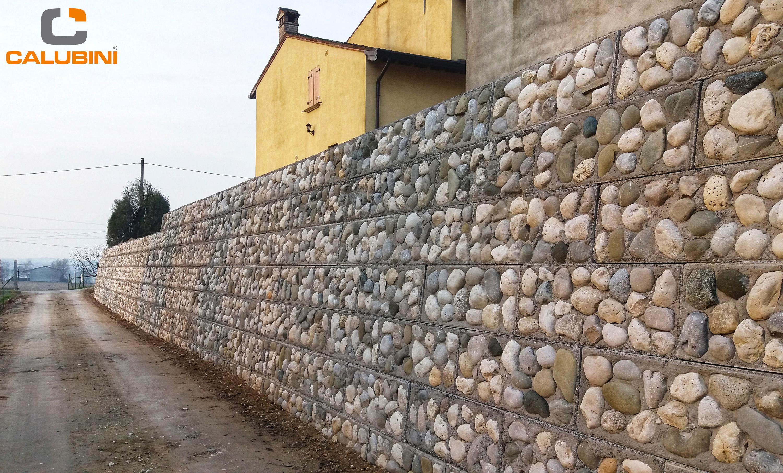 Muri Di Contenimento Trattamento Acque E Manufati In Cemento