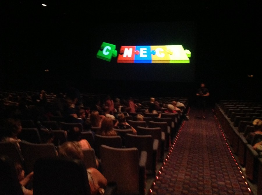 C'NECT Film Festival at the Showcase Cinema.