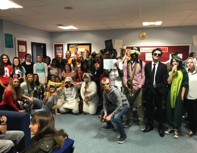 CHILDREN IN NEED: Caludon Fundraising