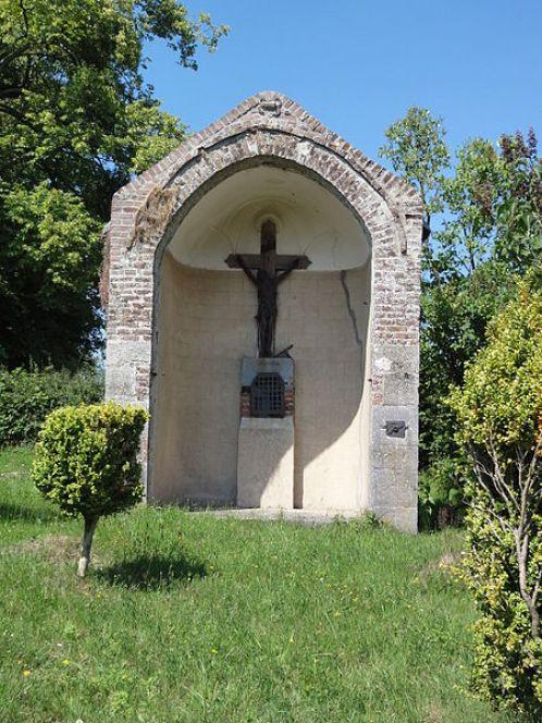 Calvaire St Ghislain route de Boulogne