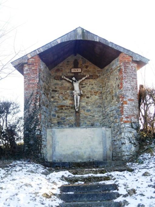 Calvaire de Dimont route d'Avesnes