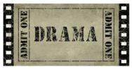 S231 Ticket Stub - Drama
