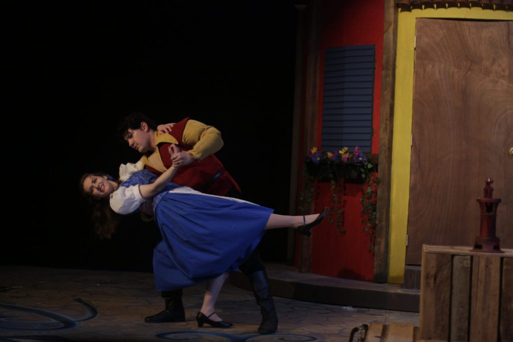 "One more weekend for ""Beauty and the Beast!"""