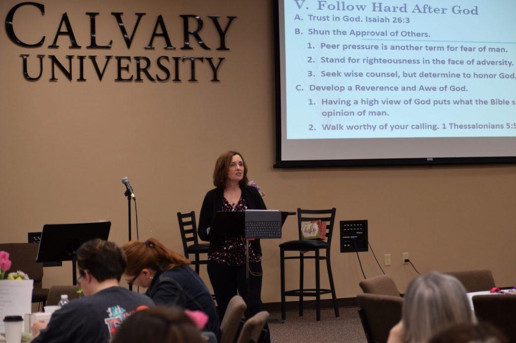 2017 Calvary Ladies Conference