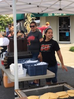 Students Serve in the Community
