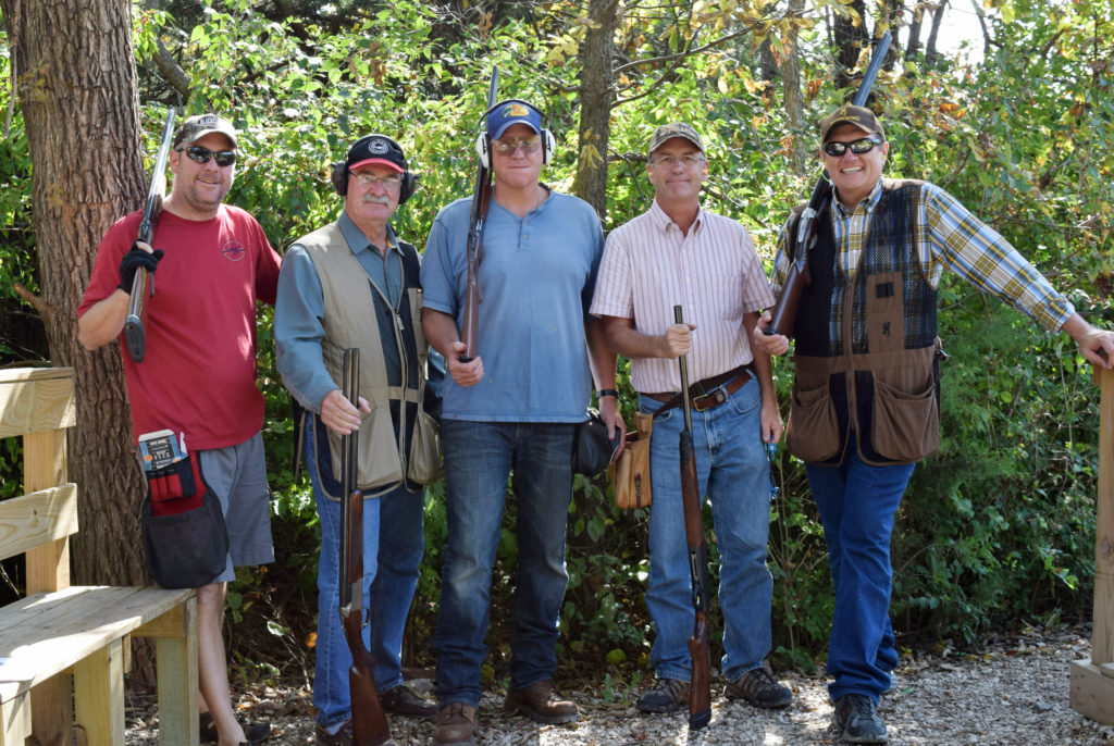 Clay Shoot Benefits Calvary