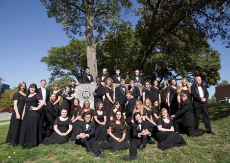Calvary University hosts Grace University Chorale