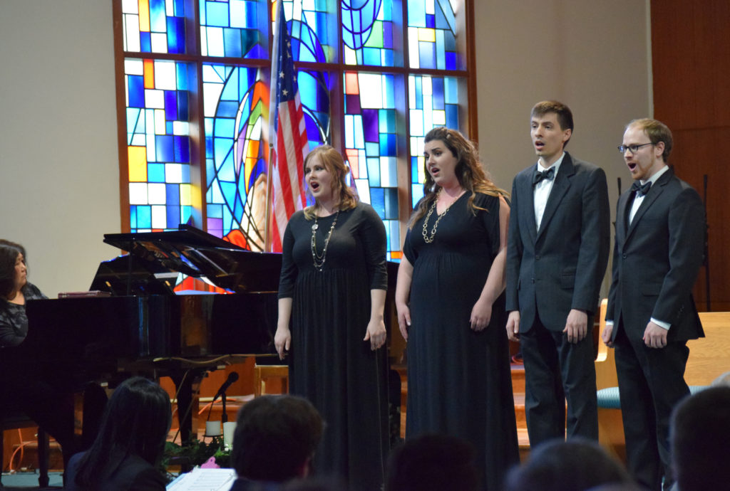 Spring Concert Presented by Music Department