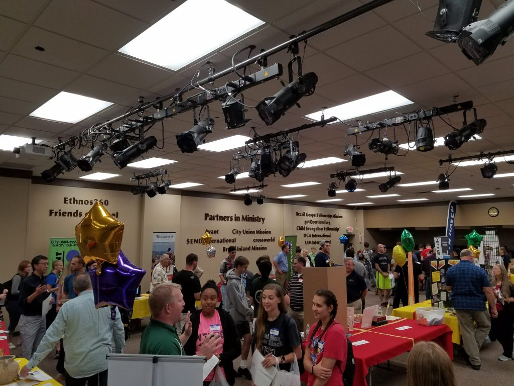 Christian Ministry Fair Introduces Students to Opportunities