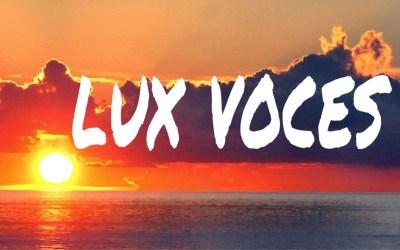 "Calvary University Introduces ""lux voces"""